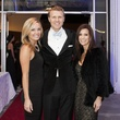 Katherine Richardson, Logan Hefflefinger, Heather Worley at Hollywood Domino Dallas 2014
