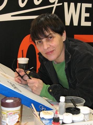 Rachel Hecker, Artist of the Year, Art League Houston