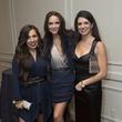 6852 Renee Gonzalez, from left, Laurel Ross and Luisa Caderon at Una Notte in Italia November 2014