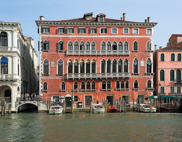News, Palazzo Bembo, Venice, May 2014