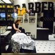 Golden Nugget barber shop