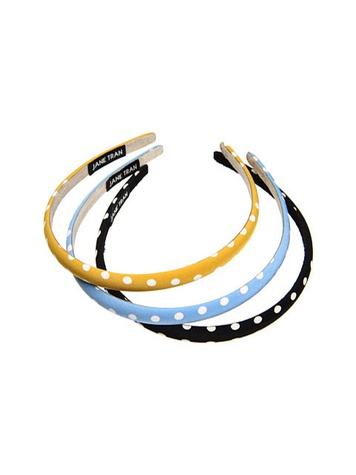 zappos Jane Tran Polk-A-Dot Headband