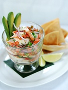 News_Ceviche_Ninfa's_on Navigation