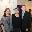 10 Libbie Masterton, from left, Nene Humphrey and Rene Barilleaux at the Texas Contemporary Art Fair VIP opening party October 2013