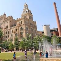 Historic Pearl district