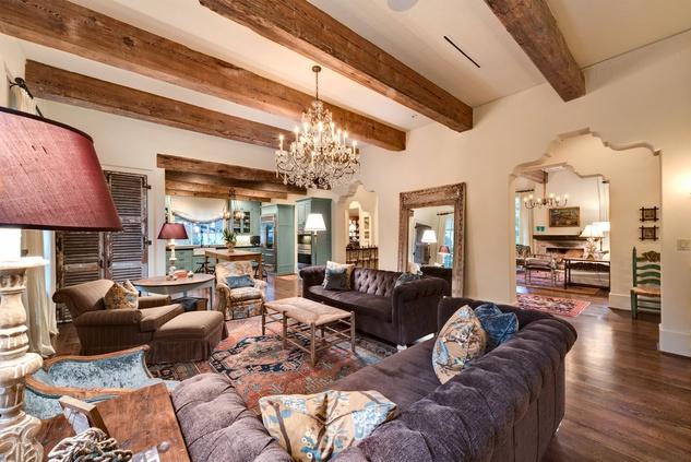 Houston, 1915 Kirby, May 2015, living room