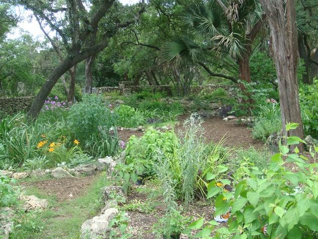 Mayfield Nature Preserve_Austin_volunteer garden_2015