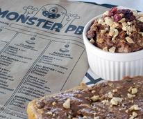 Layne Lynch, peanut butter, January 2013, Monster PBJ's Cinnamonster Raisin Nut Butter