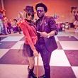 Fresh Arts Gum Ball Gala 2015 Nealette and Le'Andre Douglas