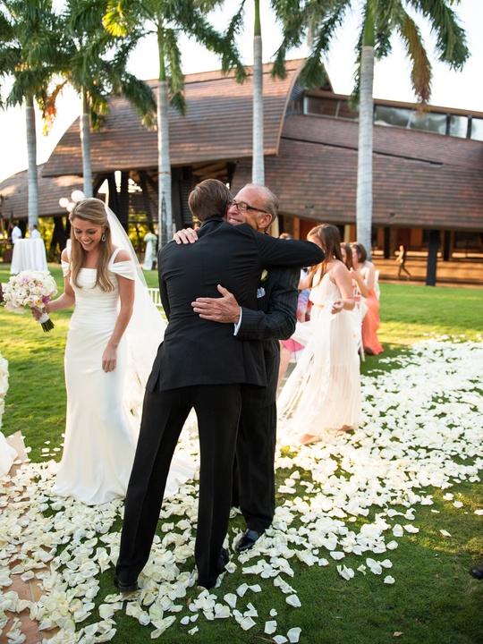 44, Wonderful Weddings, Brittany Sakowitz and Kevin Kushner, February 2013