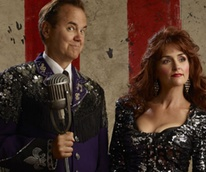Ameripolitan Awards Productions presents The Doyle & Debbie Show