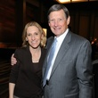 Nicole Small, Forrest Hoglund, national philanthropy day awards