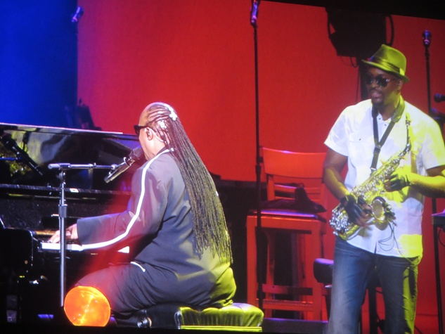 Stevie Wonder Songs in the Key of Life concert
