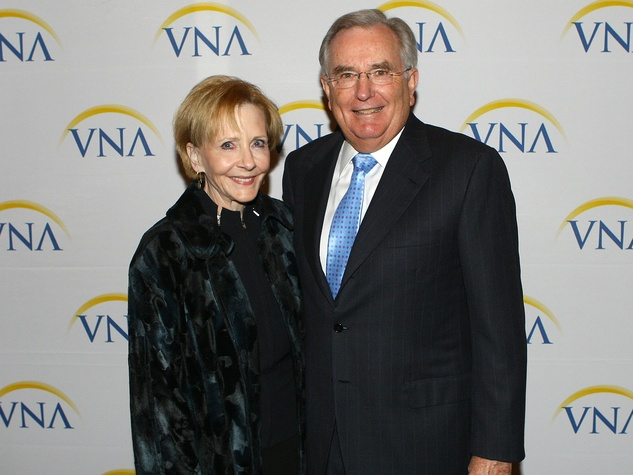 Sally & Tom Dunning, VNA Legends and Leaders