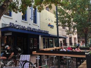 Royal Blue Grocery Austin downtown