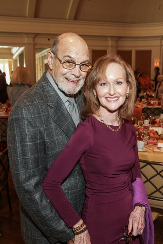 19 Tom and Carol Sawyer at the Moores School of Music Luncheon November 2014