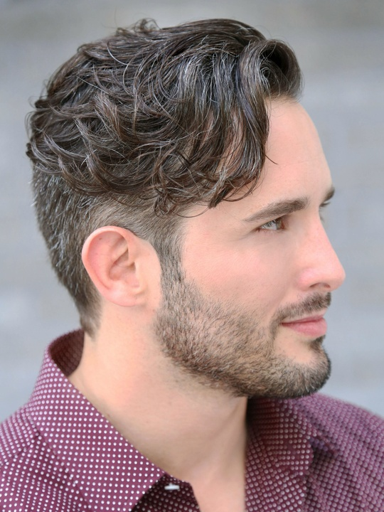 Jose Luis Salon - undercut 2