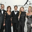 Lisa Dawson, Todd Fiscus, Linda Gray, Zac Posen, Emma Bel, Nancy C Rogers, FGI Night of Stars Gala