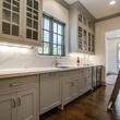 Tatum Brown custom kitchen with butler pantry