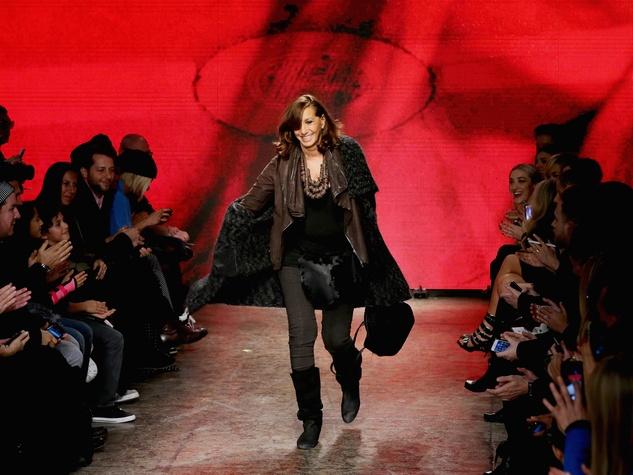 Fashion Week fall 2014 collections Donna Karan DKNY February 2014
