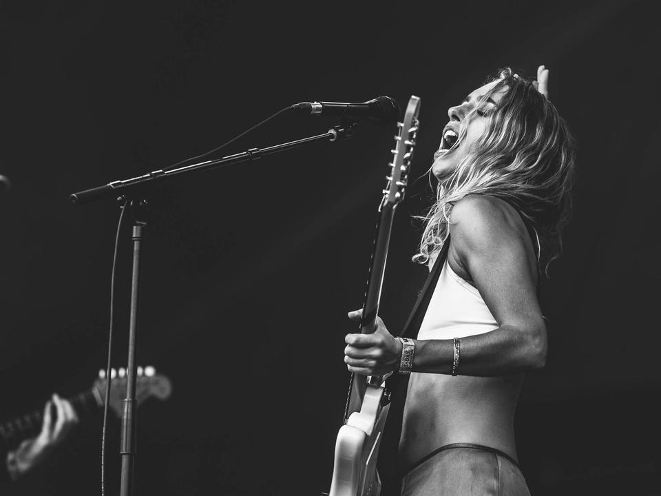 Austin City Limits Festival ACL Fest 2017 Weekend One Pumarosa