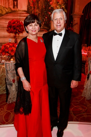 183 Beth Madison and Glen Rosenbaum Houston Grand Opera Ball April 2015