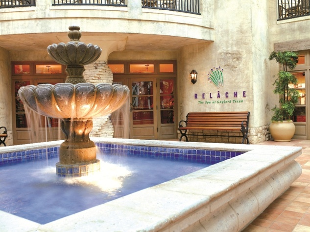 Relache Spa at Gaylord Texan in Grapevine