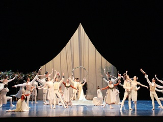 Houston Ballet 2014-15 season announcement January 2014 A Midsummer Night's Dream