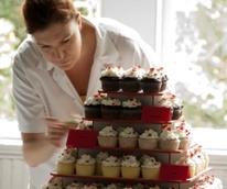 Jody Stevens pastry chef