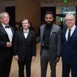 Blanton Museum of Art Gala 2017 Tony Meier John Koegel Tavares Strachan Donald Moffett