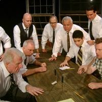 City Theatre Austin production of Twelve Angry Men