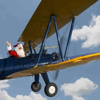 Santa Landing