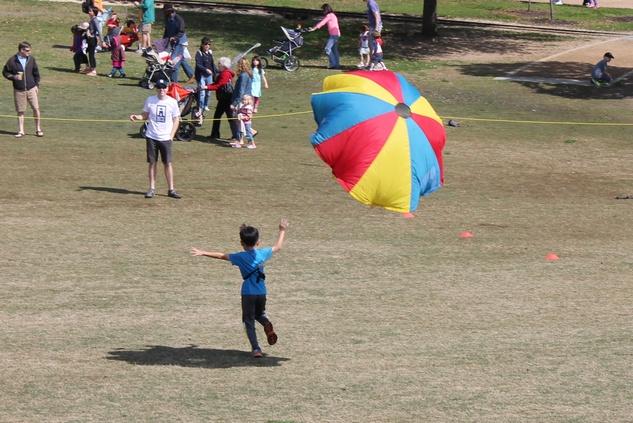 200 Hermann Park Kite Festival March 2014