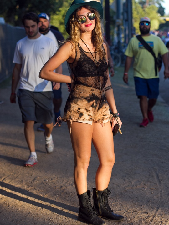 Austin City Limits ACL 2014 Fashion Style Andy M.