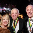 San Luis Salute, Feb. 2016, Mary Kay Guido, Vic Fertitta, Paulie Gaido