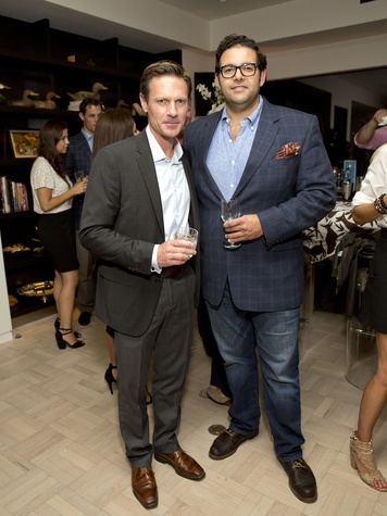 Houston, Casa Dragones launch party, October 2015, Yann Audebert, Lutfi Rukub