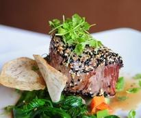 Sorrel Urban Bistro pepper steak