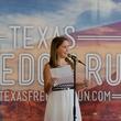 News, Shelby, Texas Freedom Run, Katelyn Arcemont, July 2014