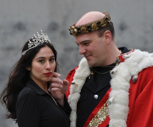 Shakespeare Dallas presents <i>Richard III