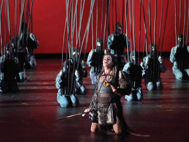 Houston Grand Opera HGO 2015-2016 season announcement January 2015 Wagner SIEGFRIED