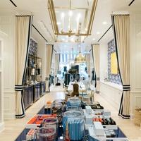 Draper James store interior