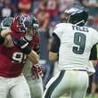 0013 Texans vs. Eagles first half November 2014 Eagles 9 Nick Foles