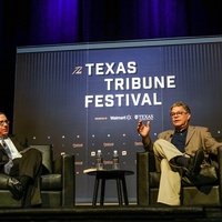Texas Tribune Festival 2017 Opening Keynote Evan Smith Al Franken