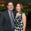 Scott and Soraya McClelland at the Touchdown for Teachers dinner November 2014