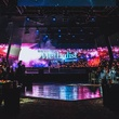Houston, Methodist Hospital Rendezvous Live Young Gala, November 2017, light show finale