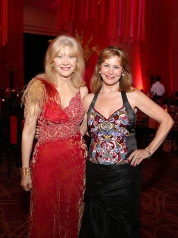 239 Houston SPA gala April 2013 Astrid Van Dyke and Cheryl Byington