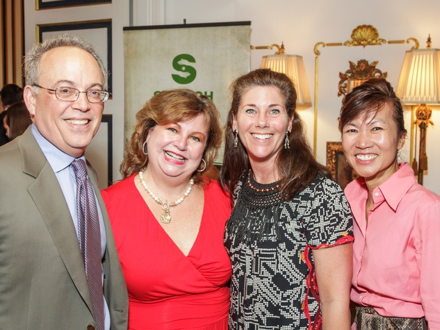 SEARCH Picnic in the Park 2015 George Gerachis, Robin Klaes, Kerry Gerachis and Thao Costis