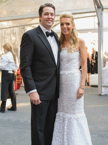 Troy Kloewer, Kari Kloewer at Art Ball 2014