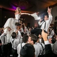 Jess and Alex Prescott Wedding, dance floor