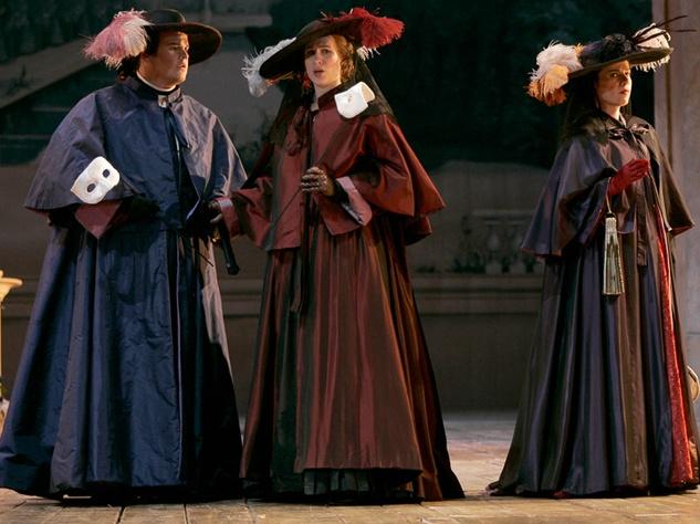 Houston Grand Opera, Don Giovanni, January 2013